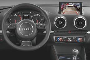 AUDI A3 [8V] (2013-2016) - OEM interiér automobilu
