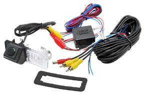 CCD parkovací kamera Smart ForTwo - obsah balení
