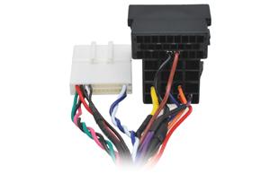 Adaptér pro ovl.na volantu Hyundai ix35 - detail konektoru