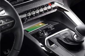 InInbay® Qi nabíječka Renault Peugeot 3008 / 5008