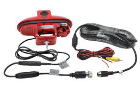 CCD parkovací kamera Renault Trafic / Opel Vivaro - obsah balení