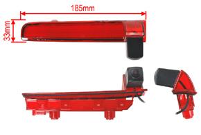 CCD parkovací kamera VW T5 / T6 - rozměry