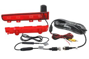 CCD parkovací kamera VW T5 / T6 - obsah balení