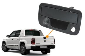 CCD parkovací kamera VW Amarok - umístění v automobilu