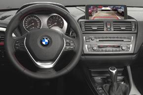 Adaptiv Mini instalovaný v  BMW 1