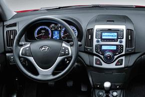 Interier automobilu Hyundai i30