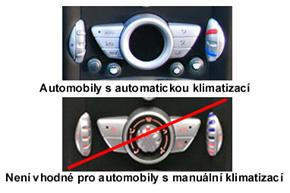 Klimatizace BMW Mini