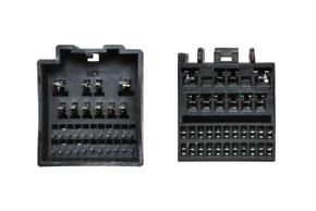 Adaptér pro HF sadu Ford (18->) - detail konektoru