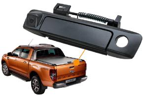 CMOS parkovací kamera Ford Ranger (2011->) - umístění