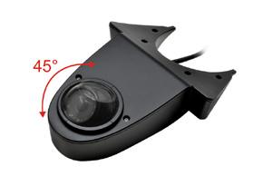 CCD parkovací kamera na zadní hranu střechy