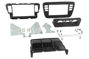 Adaptér 2DIN autorádia Škoda / VW / Seat - obsah balení
