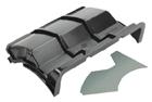 Adaptér 2DIN autorádia Škoda / VW / Seat - kryt topení