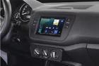 Adaptér 2DIN autorádia Škoda / VW / Seat - instalovný adaptér s navigací Pioneer