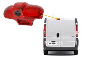 CCD parkovací kamera Renault Trafic / Opel Vivaro