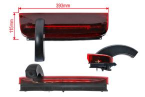 CCD parkovací kamera Ford Transit Connect (13->) - rozměry