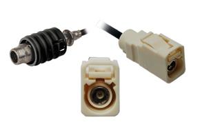 Anténní adaptér RAST - FAKRA - Detail adaptéru