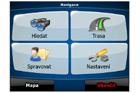 Ukázky zobrazení navigace