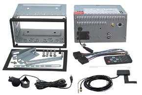 Macrom M-DL3200D - obsah balení