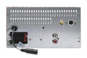 Macrom M-DL3200D - zadní strana