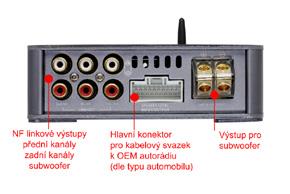 MACROM M-DSPA500 - detail