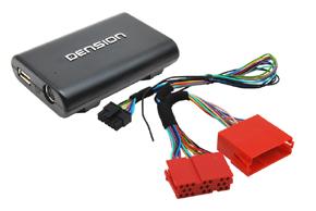 GATEWAY Lite3 iPOD/USB vstup Audi - obsah balení