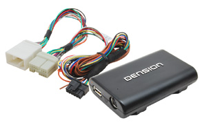 GATEWAY Lite iPOD/USB/AUX vstup Honda - obsah balení