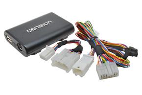 GATEWAY Lite iPOD/USB vstup Toyota / Lexus - obsah balení