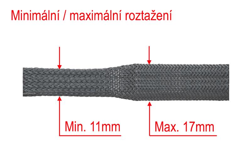 Ochranný oplet 12mm