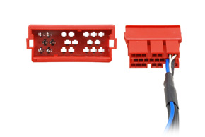 AUX výstupní adaptér