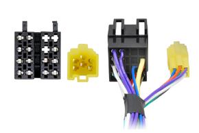 Adaptér pro ovládání na volantu Renault / Dacia - detail konektoru