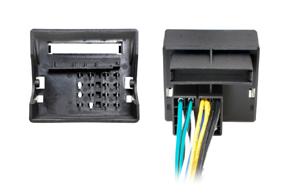 Adaptér pro ovládání na volantu Peugeot / Citroen - detail konektoru