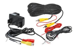 CCD parkovací kamera Citroen / Peugeot - obsah balení