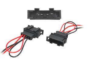 Adaptér pro připojení repro VW / Škoda - detail konektoru