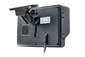 TMQ-7002 univerzální monitor 7 / 16:9 - umístění na strop