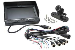 TMQ-7002 univerzální monitor s quadrátorem - obsah balení