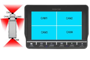 TMQ-7002 univerzální monitor s kvadrátorem