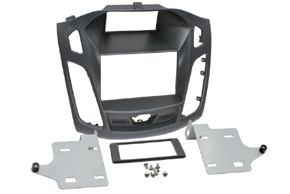 Rámeček 2DIN autorádia Ford Focus (14-19) - obsah balení