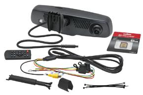 EV3-043LAD HD DVR kamera - obsah balení