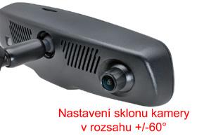 EV3-043LAD HD DVR kamera - nastavení snímání kamery