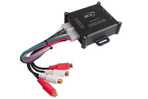 4-kanálový převodník signálu