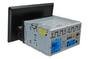 MACROM M-AN1000 - boční pohled