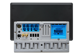 MACROM M-AN1000DVD - zadní strana