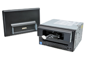 MACROM M-AN1000DVD - display + jednotka