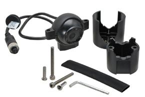 Boční zpětná kamera - obsah balení