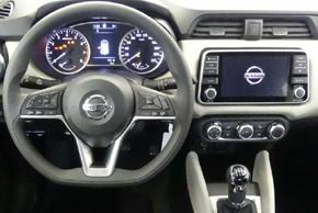 Nissan Micra (17->) - interiér s OEM autorádiem