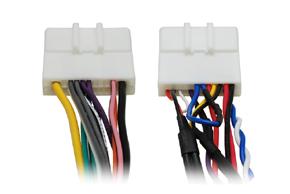 Adaptér pro ovládání na volantu Nissan Micra (17->) - detail konektoru