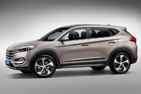 Boční ochranné lišty Hyundai Tucson