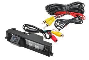 CCD parkovací kamera Toyota RAV4 - obsah balení