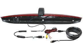 CCD parkovací kamera Mercedes Vito - obsah balení