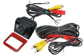 CCD parkovací kamera Mazda 3 / 6 / CX-7 - obsah balení
